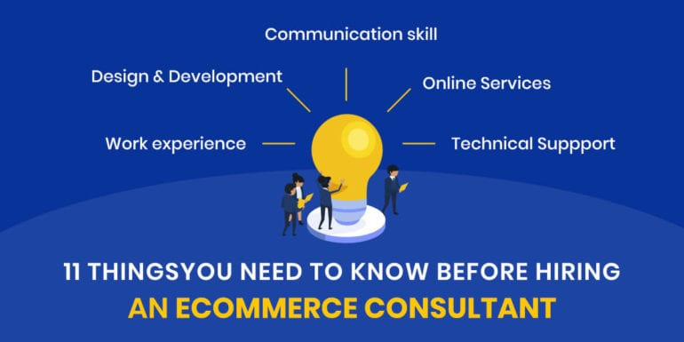 What Things to Look at before You Hire an E-commerce Consultant? - CS-Cart Blog