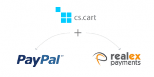 CS-Cart 4.2.4 PayPal Realex