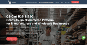 Top 10 B2B eCommerce Platforms in 2020: photo 2 - CS-Cart Blog
