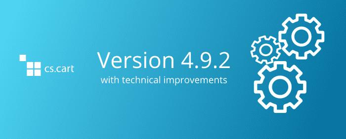 CS-Cart και Multi-Vendor 4.9.2 με Τεχνικες Βελτιώσεις
