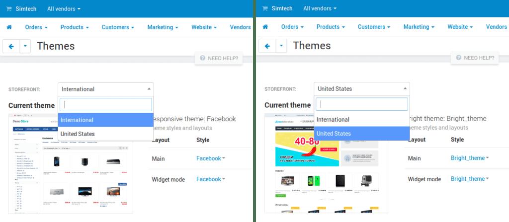 Meet Multi-Vendor 4.11.1 with Storefront Customization and Moderation Improvements: photo 3 - CS-Cart Blog