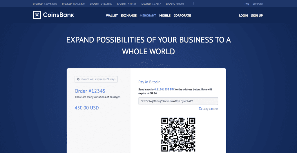 5 Hottest Bitcoin Payment Gateways for eCommerce in 2020: photo 6 - CS-Cart Blog