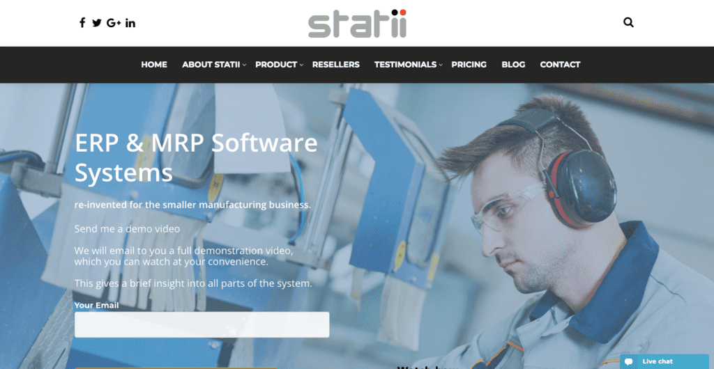 Top 7 MRP Systems for B2B eCommerce Companies and Manufacturers in 2020: photo 7 - CS-Cart Blog