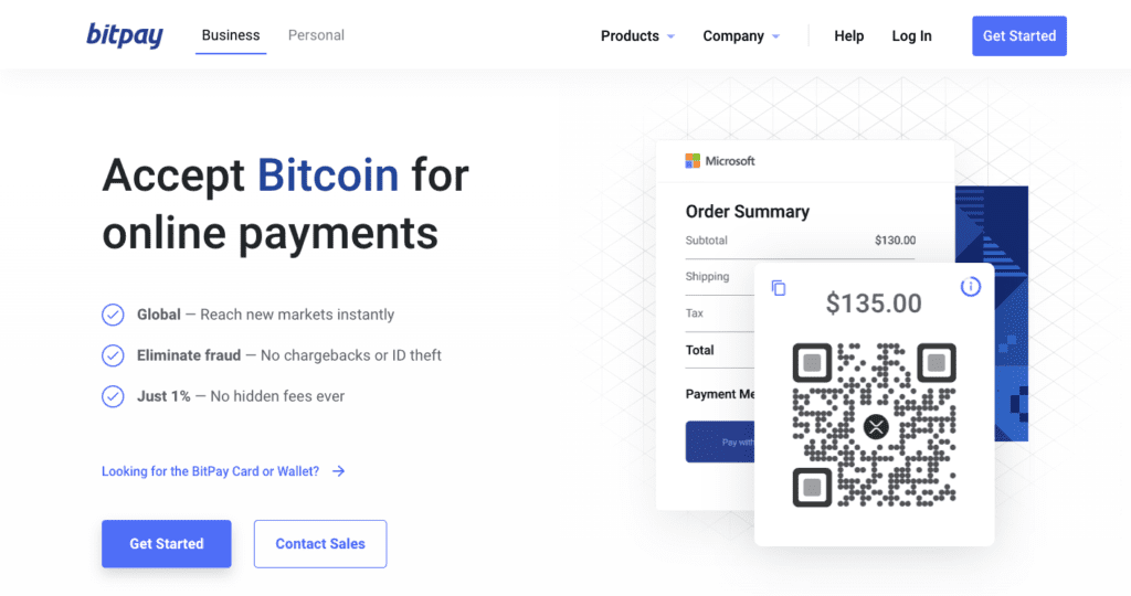 5 Hottest Bitcoin Payment Gateways for eCommerce in 2020: photo 3 - CS-Cart Blog
