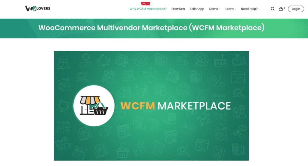 woocommerce multi vendor ecommerce system