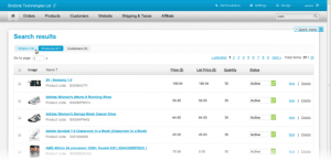 CS-Cart admin panel redesign imporoved search thumb