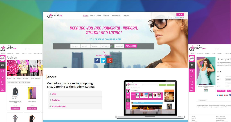 create marketplace website