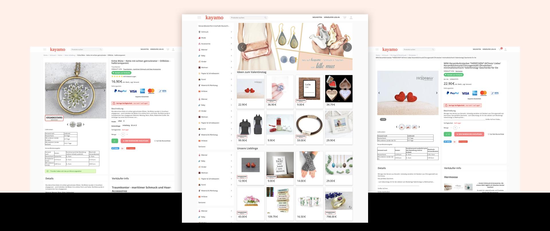 multi-store ecommerce platform