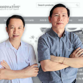 Administrators of KS Innovative B2B ecommerce company