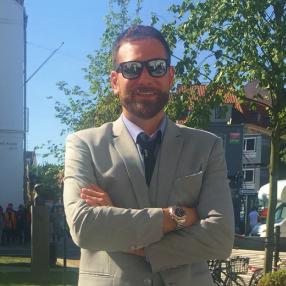 Oscar Stark, Co-founder of Starkdrive.bike