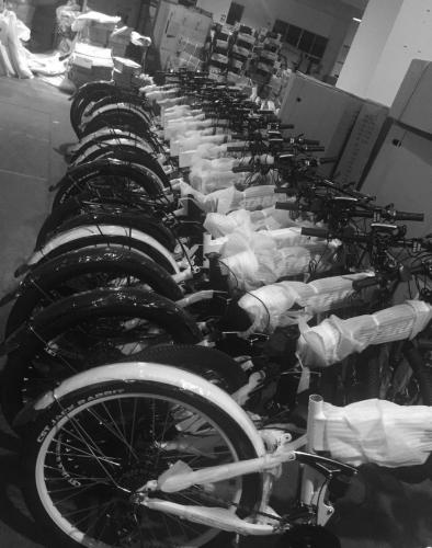 Brand new Stark Drive bikes