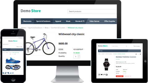 Online Shopping Cart Demo - Shopping Cart Solution CS-Cart