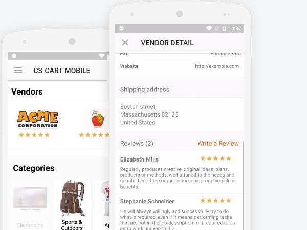 CS-Cart Multi-Vendor Marketplace Platform & Shopping Cart Software ...