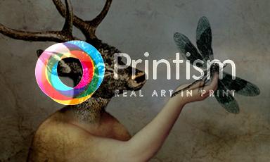 Online store on CS-Cart selling designer prints