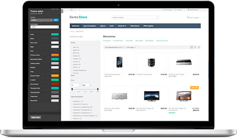 complete ecommerce software